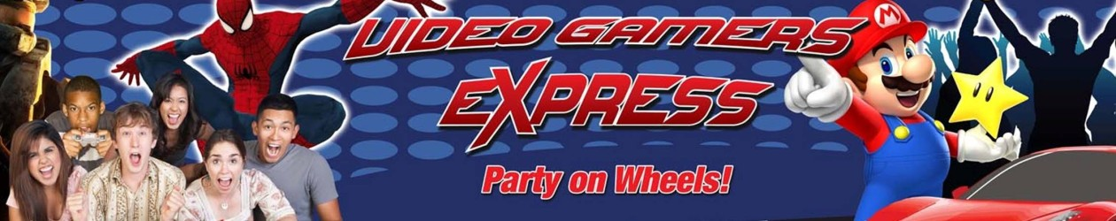 Video Gamers Express – The Premier Video Game Truck in Dallas, Texas – The Best Birthday Party Idea